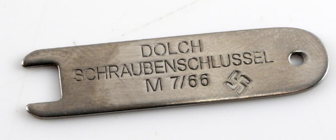 WWII GERMAN 3RD REICH MINIATURE SS OFFICER DAGGER - 9