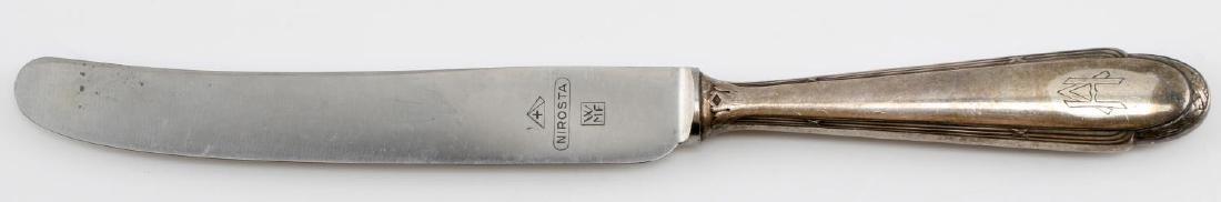 ADOLF HITLER THIRD REICH SILVERPLATE NIROSTA KNIFE