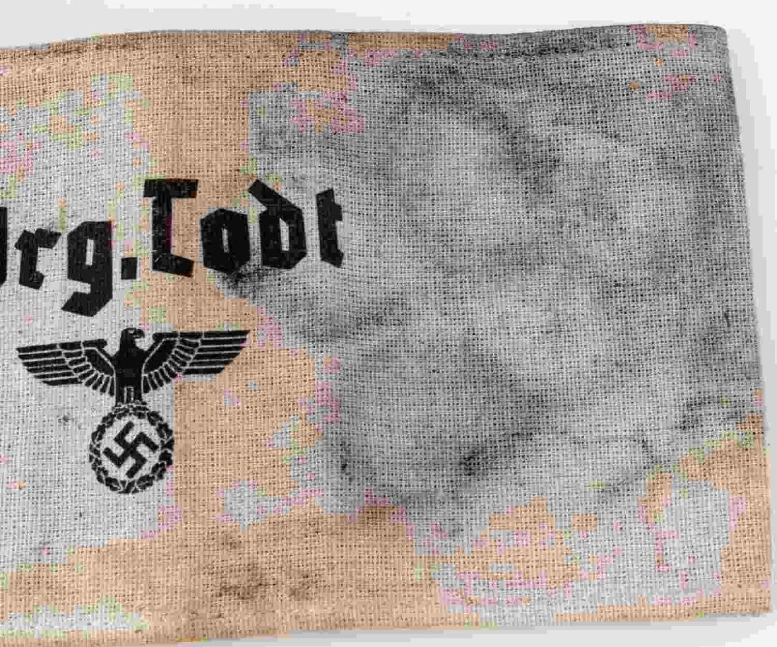 WWII GERMAN THIRD REICH NSDAP ARMBAND LOT OF 7 - 4