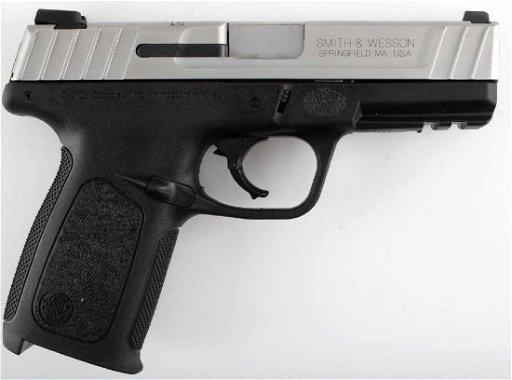 Smith Wesson Sd9 Ve Semi Auto Pistol In 9mm Feb 21 2019