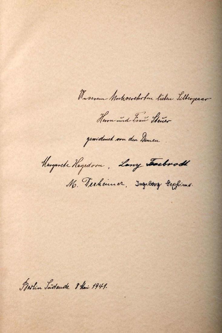 WWII GERMAN DIE NEUE REICHSKANZLEI ALBERT SPEER - 2