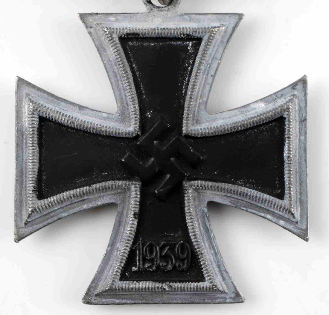 WWII GERMAN THIRD REICH KNIGHTS CROSS IRON CROSS - 2