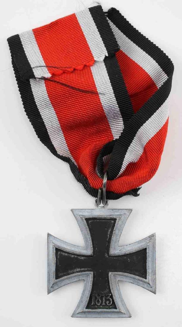WWII GERMAN THIRD REICH KNIGHTS CROSS IRON CROSS - 3