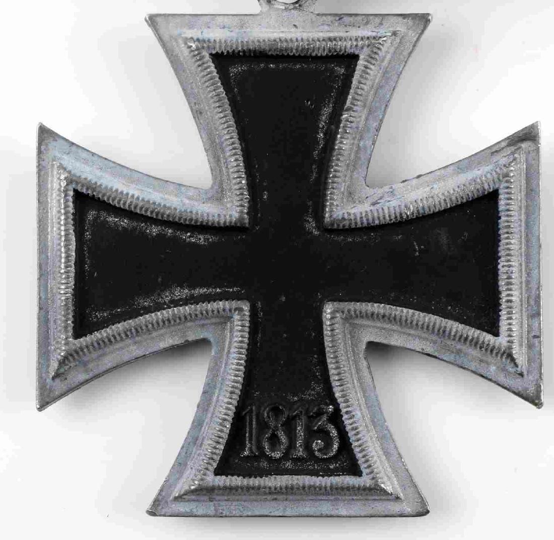 WWII GERMAN THIRD REICH KNIGHTS CROSS IRON CROSS - 4