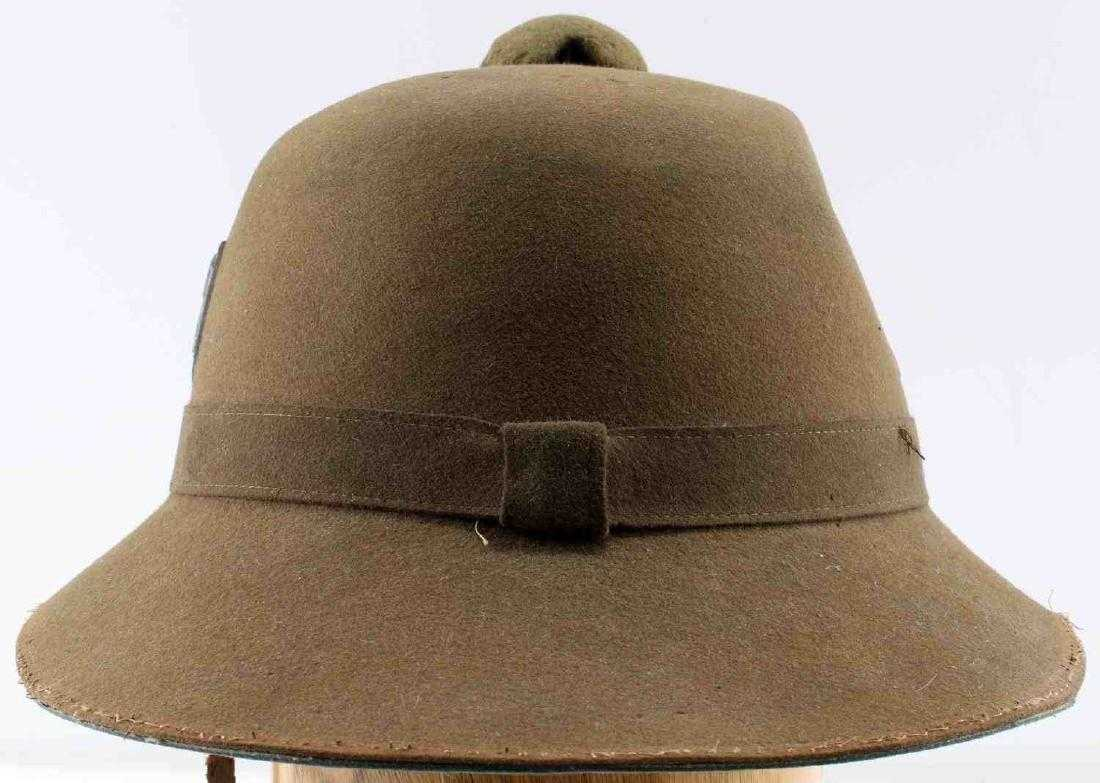 87dbba9c194be WWII GERMAN THIRD REICH AFRIKA KORPS PITH HELMET