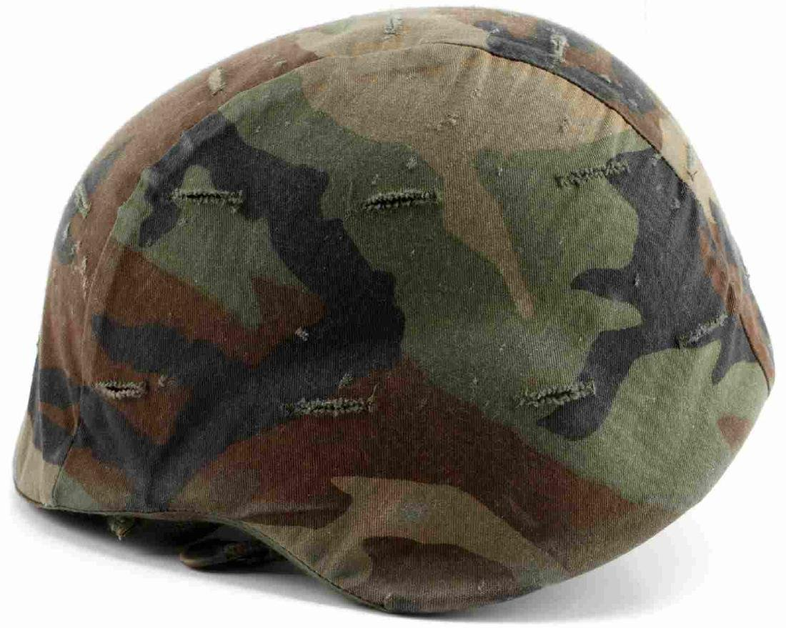 US ARMY ISSUE PASGT KEVLAR GULF WAR ERA HELMET - 2