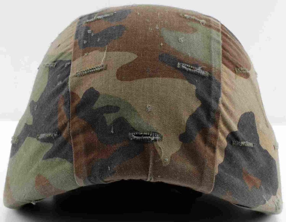 US ARMY ISSUE PASGT KEVLAR GULF WAR ERA HELMET - 3