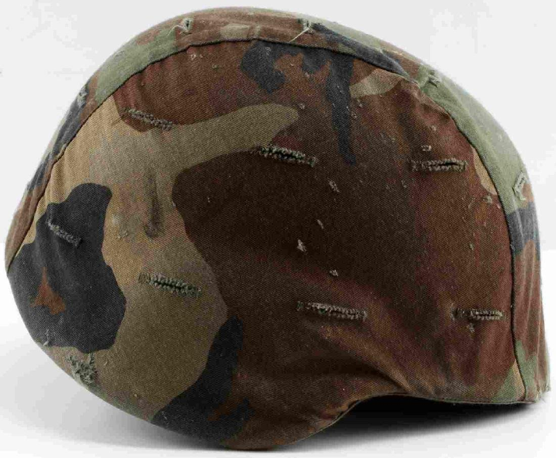 US ARMY ISSUE PASGT KEVLAR GULF WAR ERA HELMET - 4