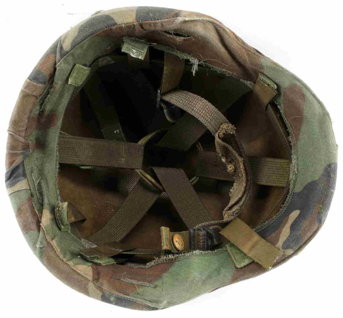 US ARMY ISSUE PASGT KEVLAR GULF WAR ERA HELMET - 5