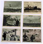 GERMAN WWII THIRD REICH PHOTO POSTCARD LOT