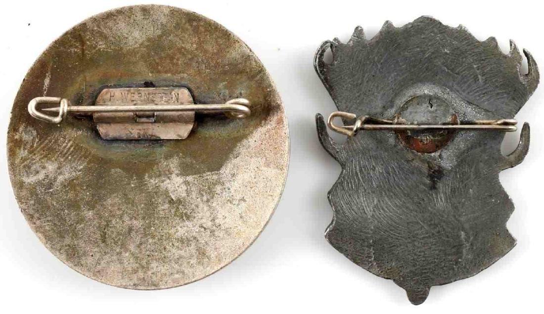 GERMAN WWII THIRD REICH HUNTING BADGE SET - 2