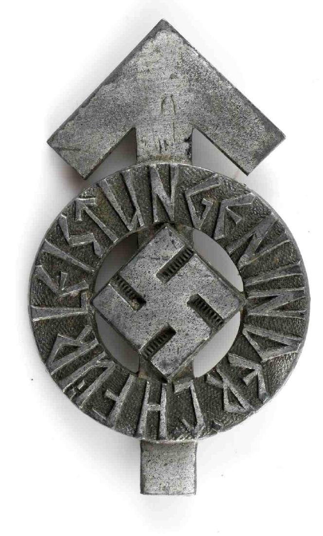 GERMAN WWII THIRD REICH YOUTH PROFICIENCY BADGE