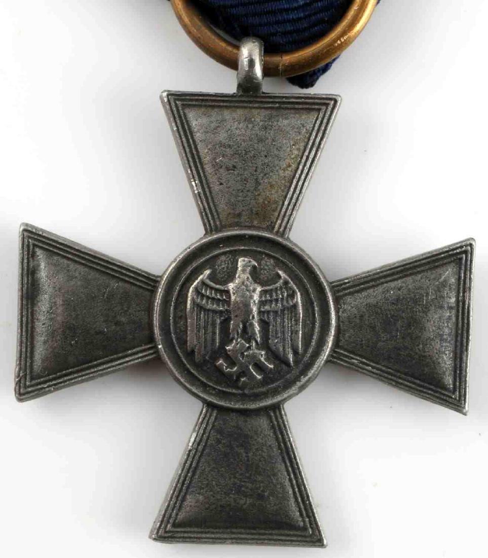 WWII GERMAN THIRD REICH REENACTORS MEDAL LOT OF 4 - 3