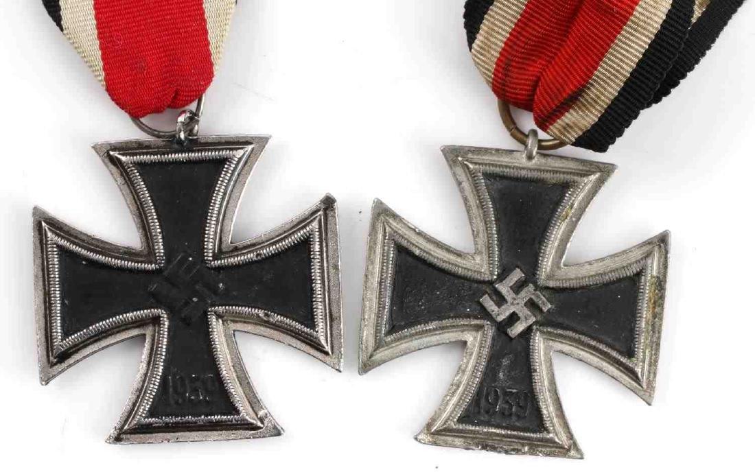 WWII GERMAN THIRD REICH REENACTORS MEDAL LOT OF 4 - 4