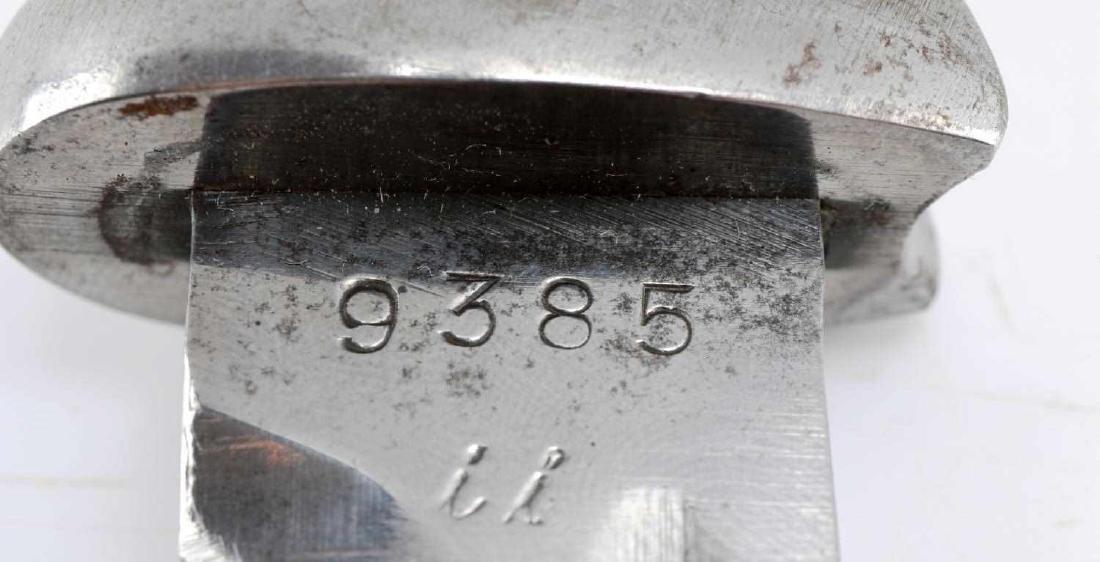 GERMAN WWII KAR 98K MAUSER RIFLE BAYONET - 6