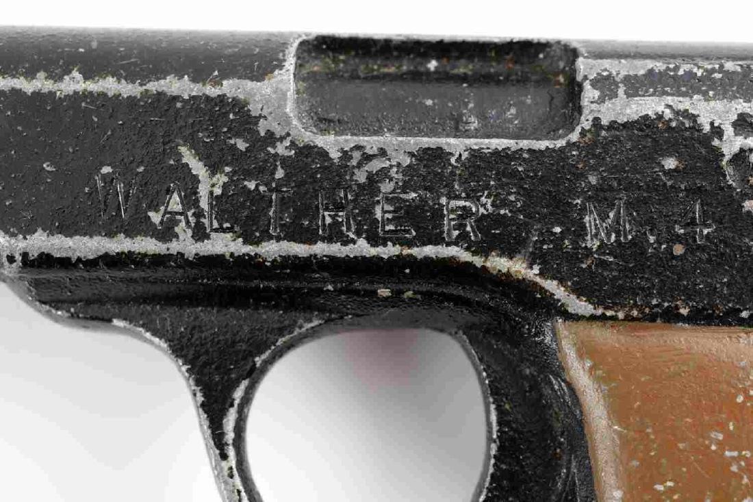 WWII GERMAN WEHRMACHT WALTHER PISTOL MODEL SET - 3