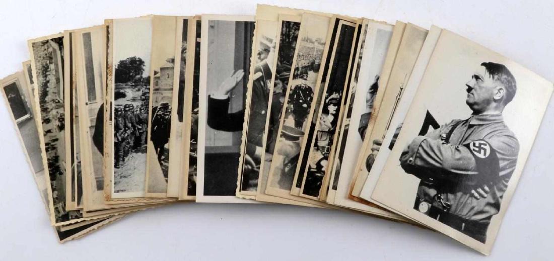 GERMAN WWII THIRD REICH ADOLPH HITLER PHOTO LOT
