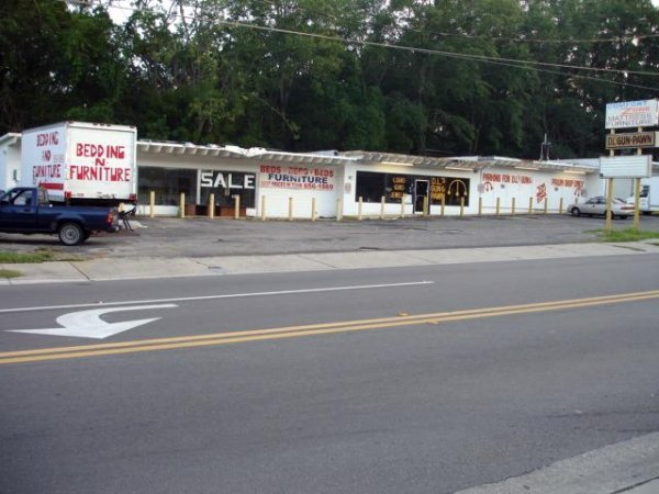 COMMERCIAL STRIP MALL TALLAHASSEE REAL ESTATE AUCTION