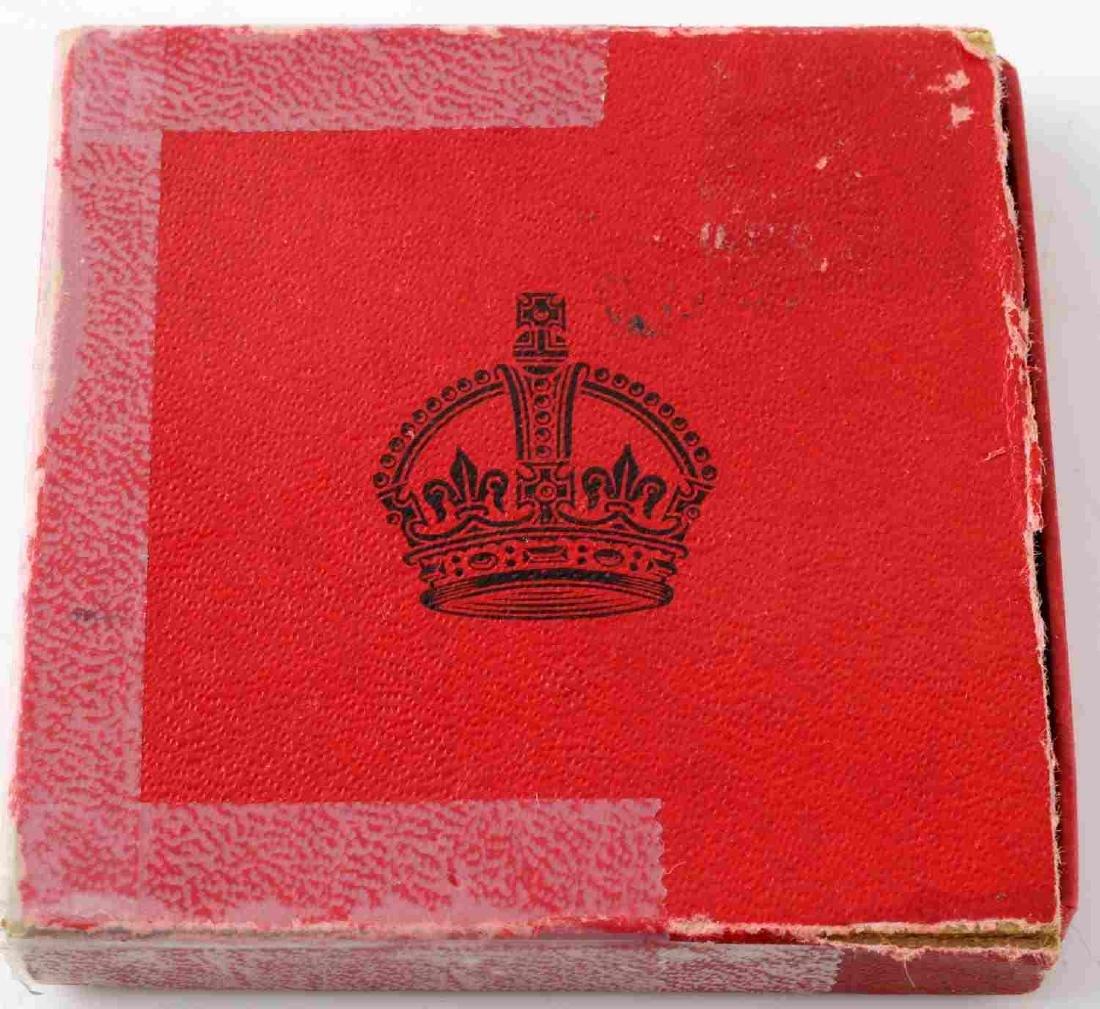 LOT OF 14 BRITISH COMMEMORATIVE MEDALS & COINS - 4