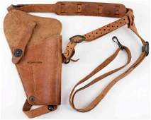 U.S MILITARY WWII SHOULDER PISTOL HOLSTER 1944