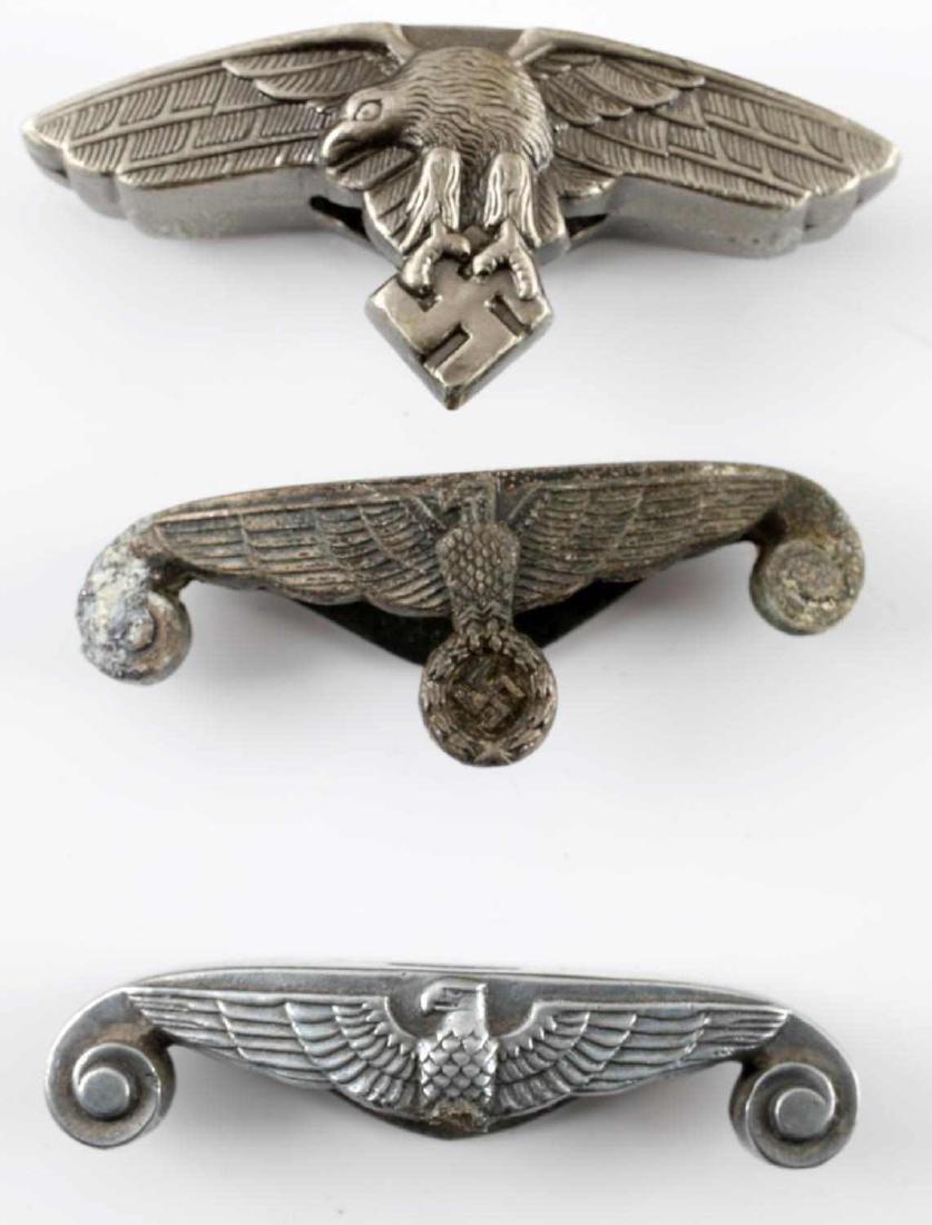 WWII GERMAN THIRD REICH DRESS DAGGER PARTS LOT - 2