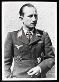WWII GERMAN THIRD REICH LUFTWAFFE ACE SIGNED PHOTO