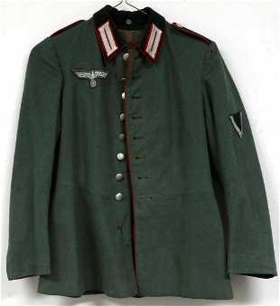 eac517e36da53 WWII GERMAN THIRD REICH GEFREITER DRESS TUNIC