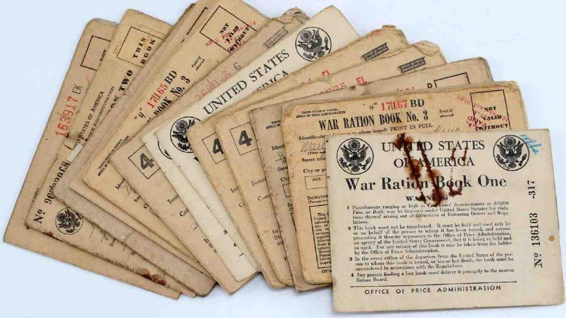 WWII & MORE MILITARY EPHEMERA NEWSPAPERS POSTER - 3