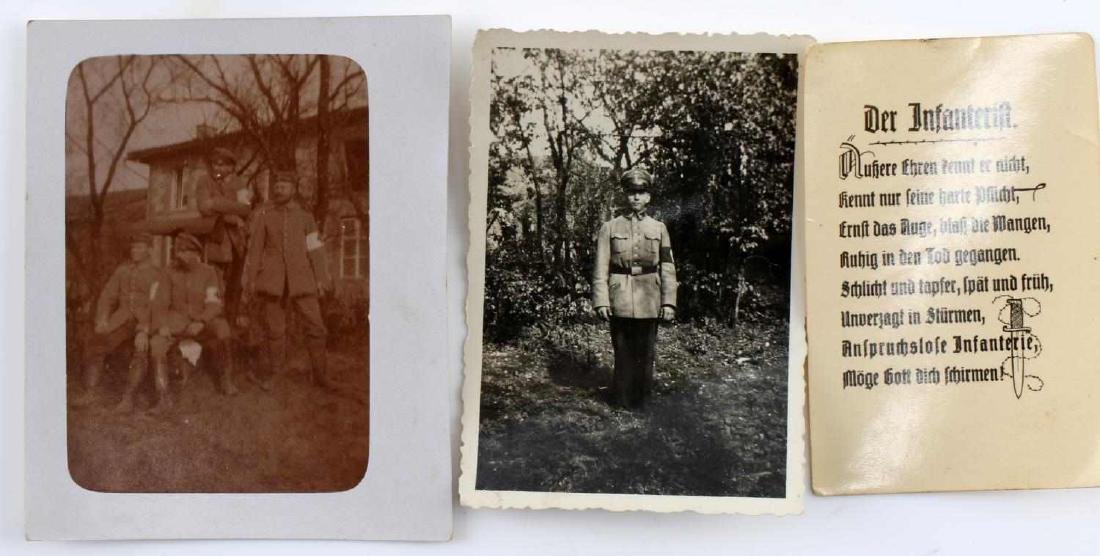 WWII GERMAN THIRD REICH WEHRMACHT PHOTO LOT - 2