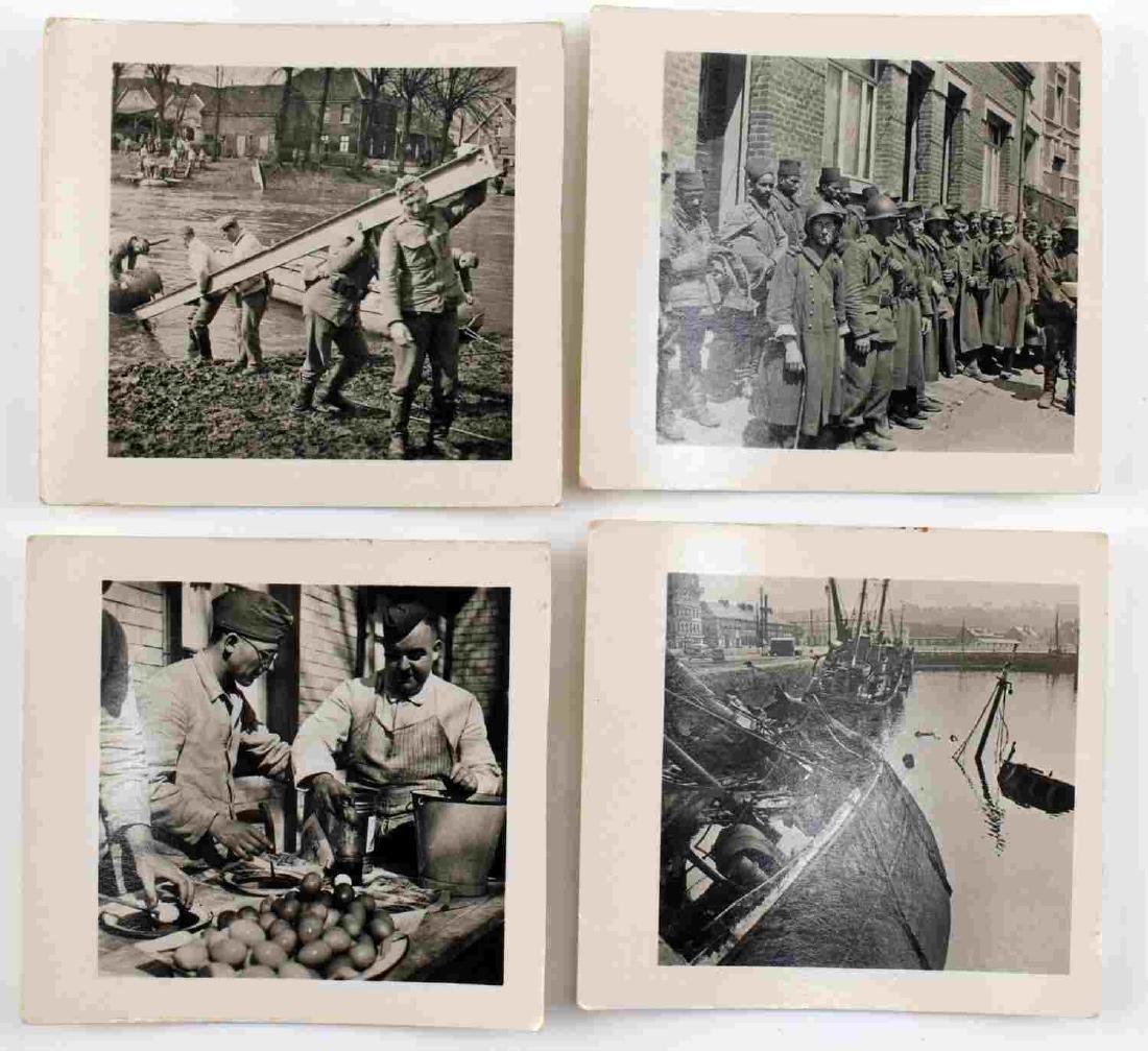 WWII GERMAN THIRD REICH WEHRMACHT PHOTO LOT - 5