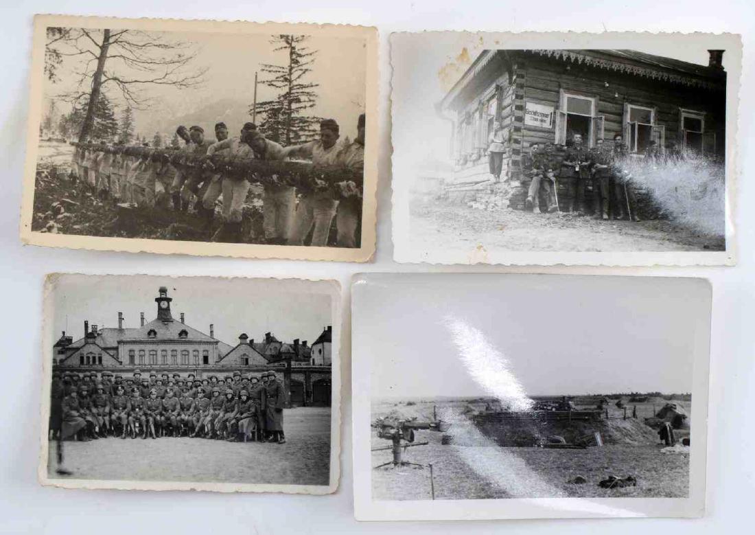 WWII GERMAN THIRD REICH WEHRMACHT PHOTO LOT - 7