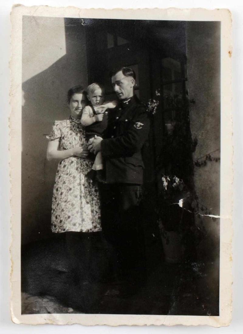 WWII GERMAN THIRD REICH WEHRMACHT PHOTO LOT - 8