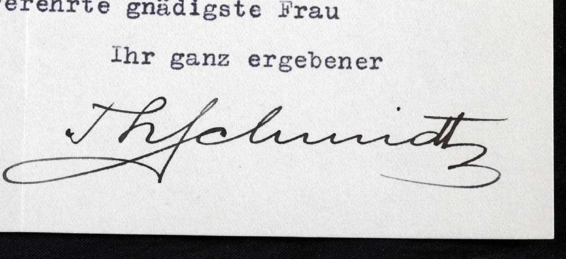 WWII GERMAN THIRD REICH UNCOMMON DOCUMENT LOT - 3
