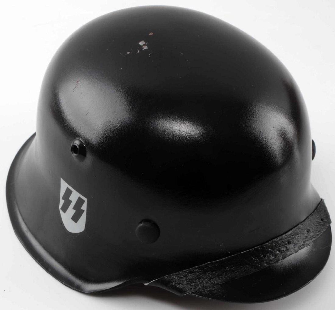 WWII GERMAN THIRD REICH SS MINIATURE HELMET