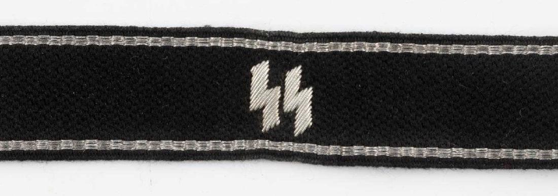 WWII GERMAN SS BRIGADE EHRHARDT CUFF TITLE