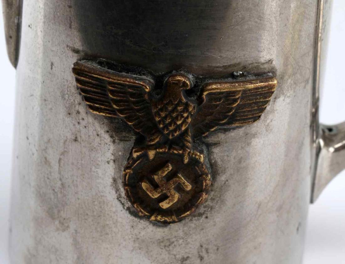 WWII GERMAN THIRD REICH NSDAP FW&J CREAMER DISH - 2