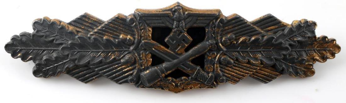 WWII GERMAN THIRD REICH CLOSE COMBAT CLASP