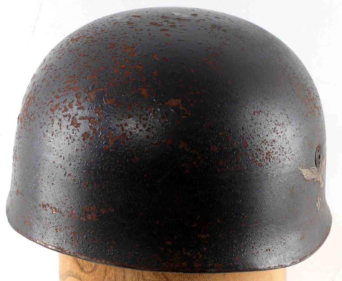 WWII GERMAN THIRD REICH FALLSCHIRMJAEGER HELMET