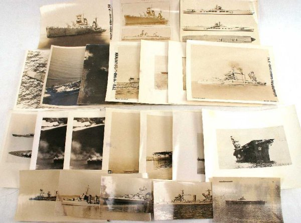WWII OFFICIAL US NAVY SPOTTER ID RECOG PHOTO JAPAN