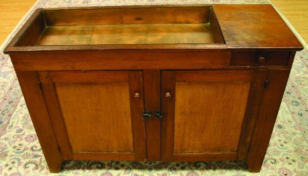 AMERICAN COPPER INERT WALNUT DRY SINK