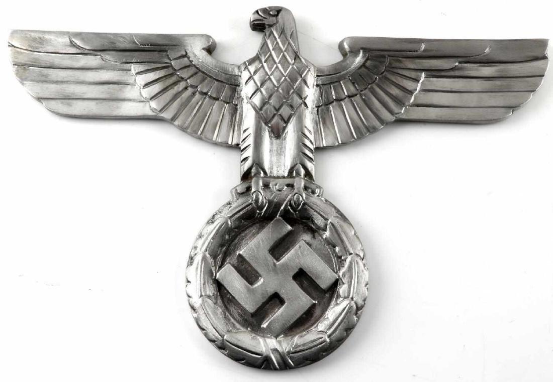 3S MOTORLINE 6 Reichsadler Eagle German Army Iron Cross Eisernes Kreuz White sda2