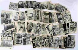 72 WWII GERMAN THIRD REICH ADOLF HITLER PHOTO LOT
