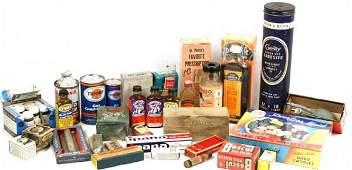 ANTIQUE APOTHECARY CANDY BOX AUTO