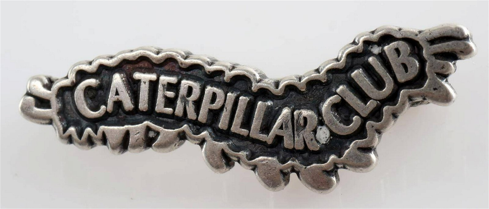 WWII US ARMY AIR FORCE CATERPILLAR CLUB PIN