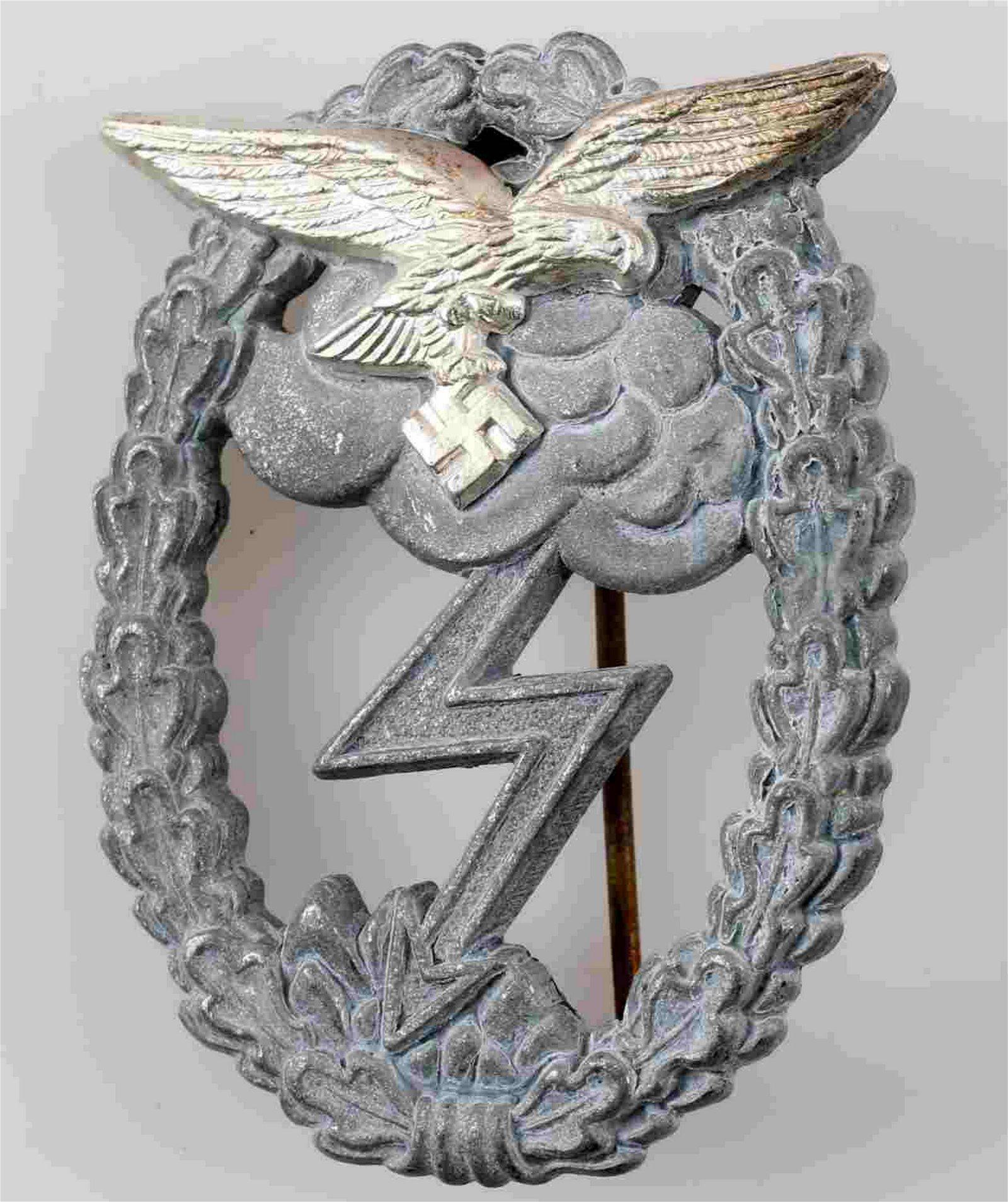 GERMAN WWII THIRD REICH GROUND COMBAT BADGE