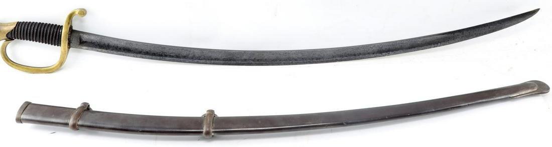 AMERICAN CIVIL WAR M1840 HORSE ARTILLERY SWORD