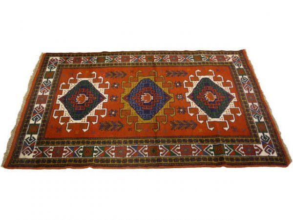 HAND WOVEN & NATURAL DYE WALL TAPESTRY FROM INDIA