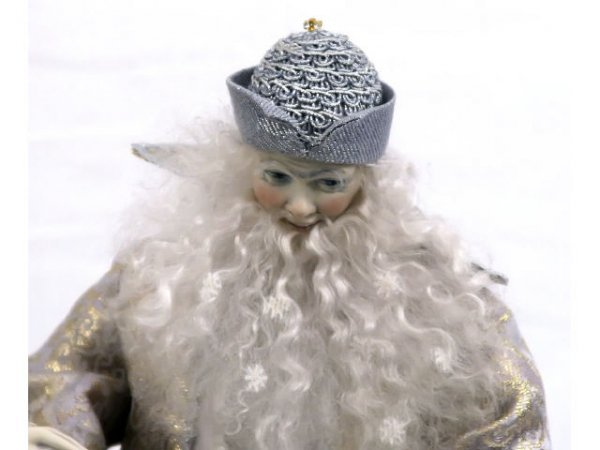 ALEXANDRA KOUKINOVA DOLLS FATHER FROST SNOW MAIDEN - 2