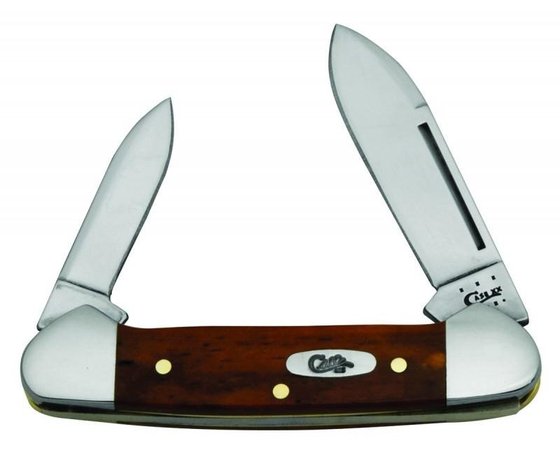 CASE CHESTNUT BONE SMOOTH BABY BUTTERBEAN KNIFE