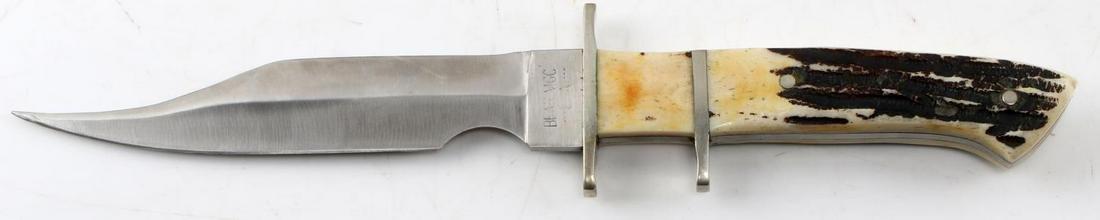 BEAR MGC CUTLERY FIXED BLADE BOWIE KNIFE